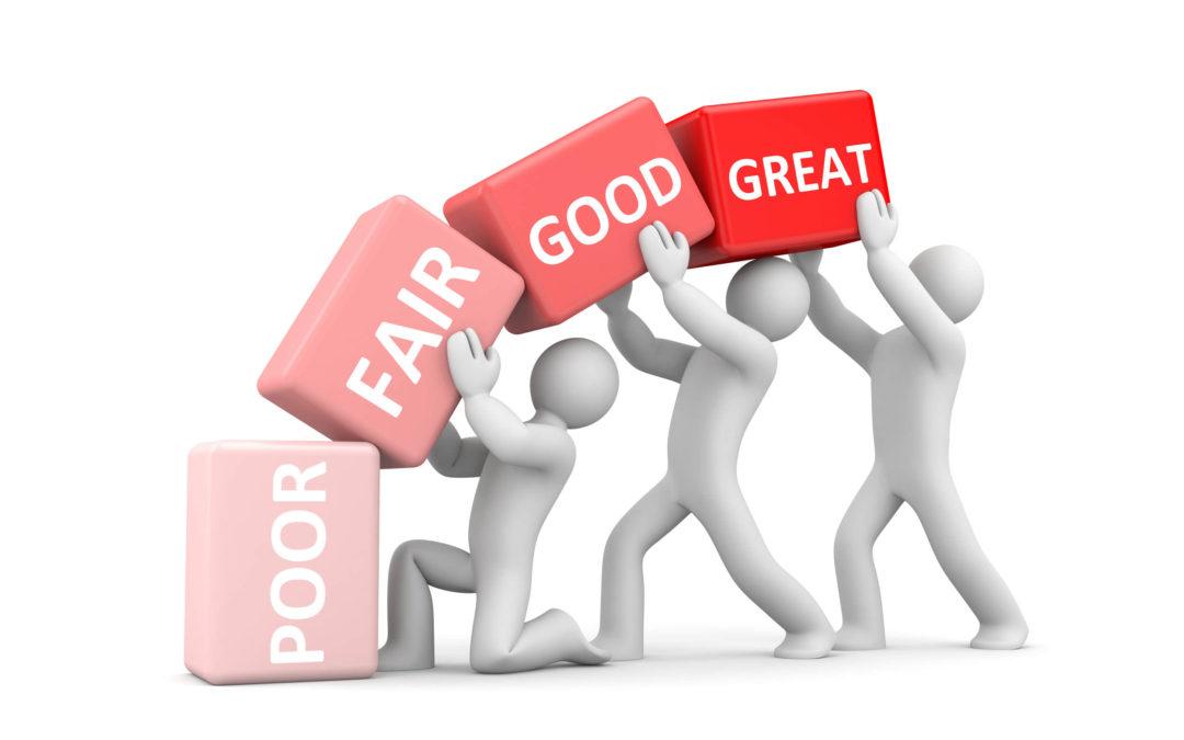 What makes a good outcomes framework?