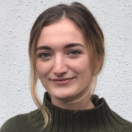 Professional headshot of Emma Baker