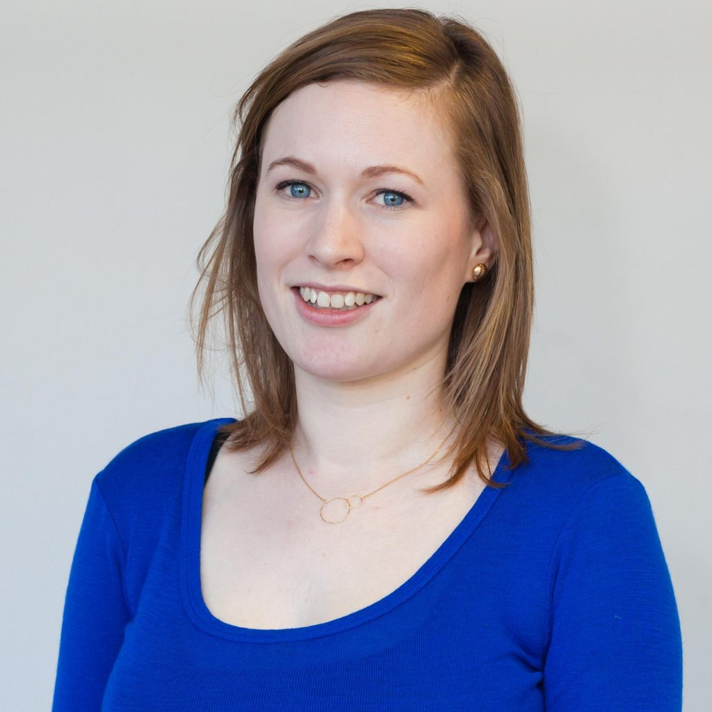 Professional headshot of Clare Hammond