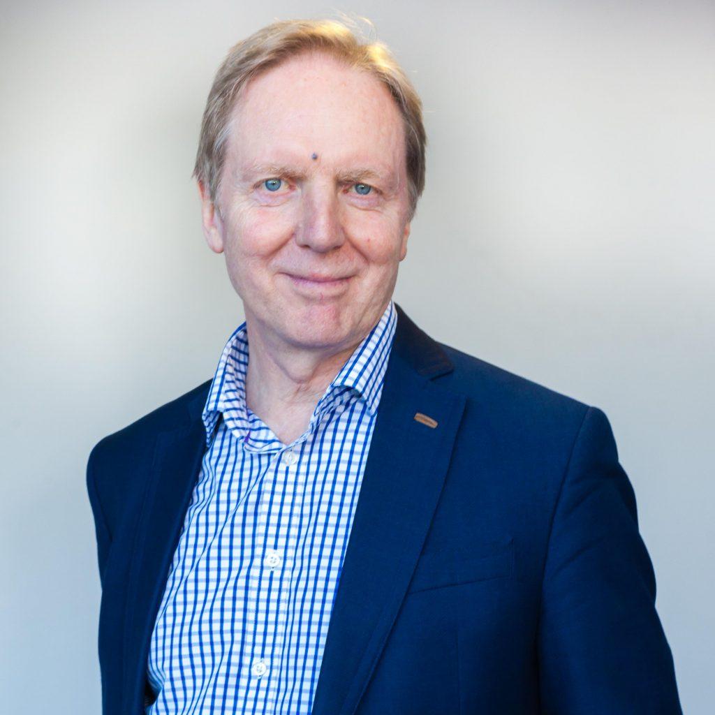 Professional headshot of Richard Scothorne